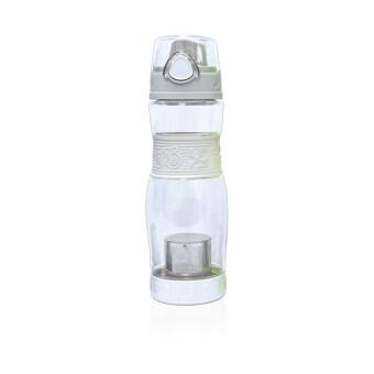 Koorkinoor ขวดน้ำดื่มสำหรับชงชา รุ่น HTE621 (สีเทา)