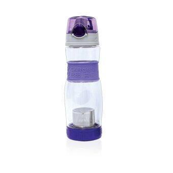 Koorkinoor ขวดน้ำดื่มสำหรับชงชา รุ่น HTE621 (สีม่วง)