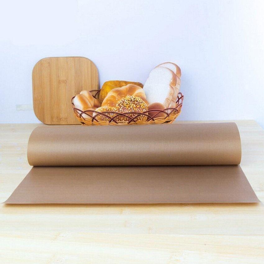 Lz Parchment Paper Baking Pan Liner 30*40Cm - intl