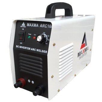 MAXMA เครื่องเชื่อมอินเวิร์ทเตอร์ ARC 160 (160แอมป์เต็ม)