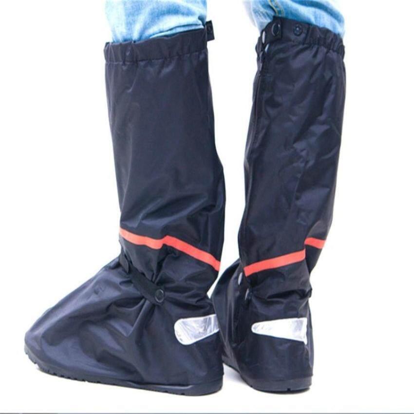 MC COVER ถุงคลุมรองเท้ากันฝน และน้ำ (สีดำ)