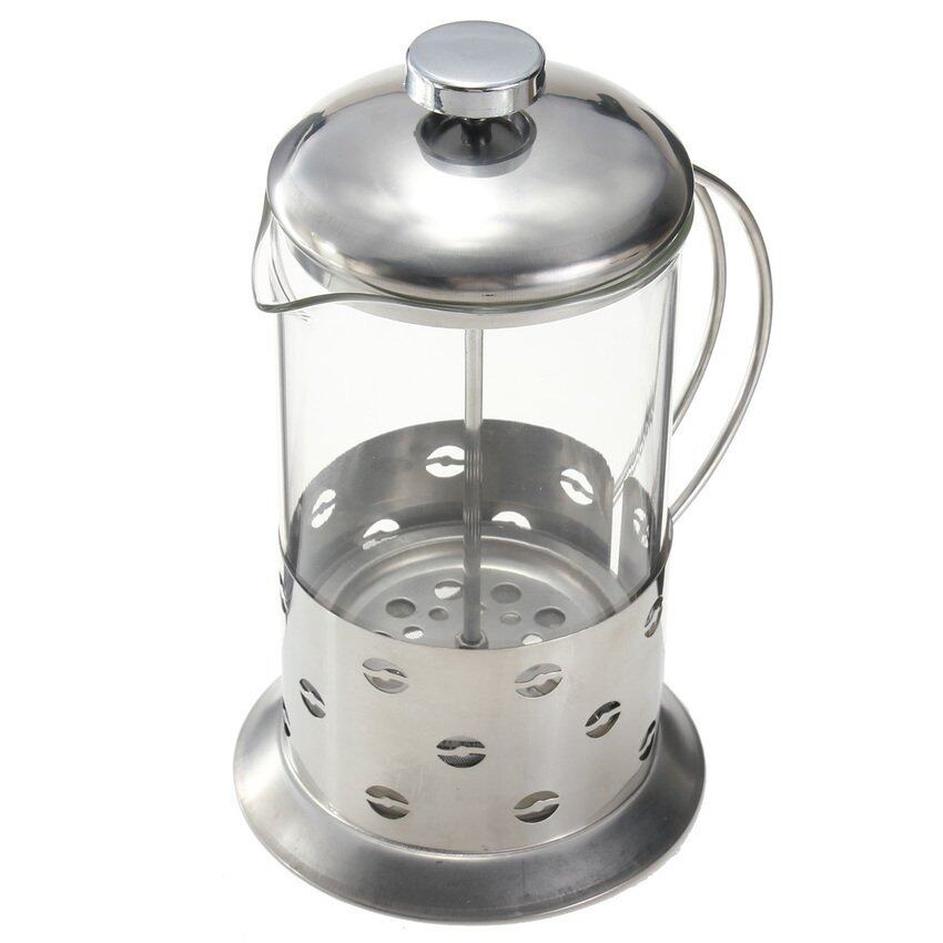 MEGA Coffee Press Plunge Glass Cafetiere French Filter 800ML (Intl)