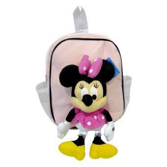 กระเป๋าเป้ Minnie Mouse – สีชมพู