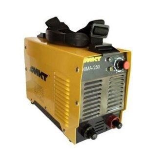 MKT ตู้เชื่อมระบบอินเวอร์เตอร์ IGBT M-SERIES MMA250 (สีเหลือง)
