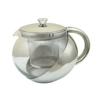 Morning กาชงชา Stainless Steel Pot 750ml (Silver)