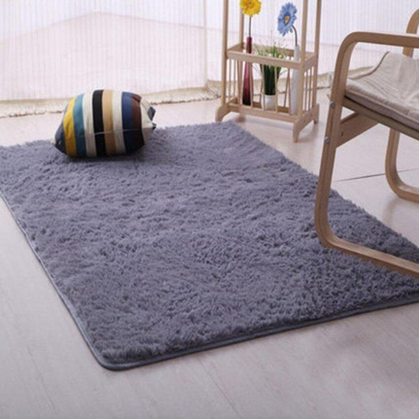 New Fashion 1 PCS Non-slip Bath Bathroom CarpetSoft Shower Floor Mat Absorbent Memory Foam Rug - intl