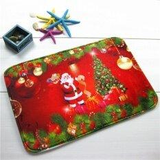 Ouneed Christmas Hd Printed Non-Slip Bath Mat Absorbent Waterproof Home Decor Doormat U6824 - Intl ราคา 799 บาท(-23%)