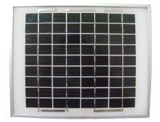 Poly-Crystalline Solar PV แผงเซลล์แสงอาทิตย์ 5 วัตต์
