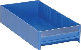 Quantum IDR203BL 28cm Long by 14cm Wide by 6.4cm High Patient Drawers, Blue, 24-Pack - intl