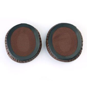 Replace Earpads Pads Cushions for Sennheiser Momentum Over-The-Ear Headphone (Brown)