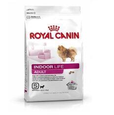 Royal Canin Indoor Life Adult อาหารสำหรับสุนัขพันธุ์เล็กเลี้ยงในบ้าน 10 เดือน - 8 ปี ขนาด7.5kg