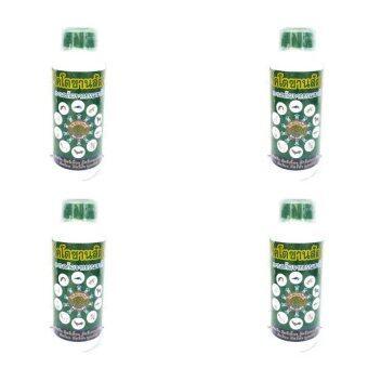 RUANGKAO ไคโตซาน chitosan สำหรับสัตว์ ขนาด 1 ลิตร (4ขวด)