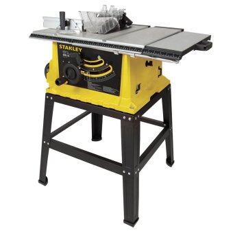 Stanley โต๊ะแท่นเลื่อย 1800 วัตต์ ใบเลื่อย 10 นิ้ว รุ่น STST1825