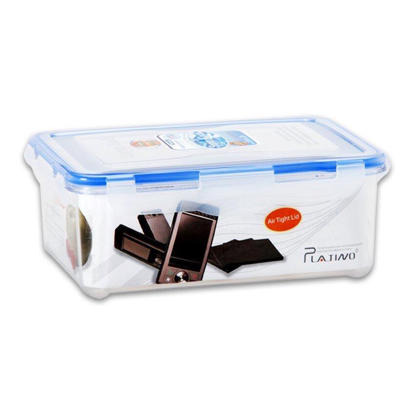 กล่องอาหาร Super Lock - 16 x 22.5 x 10 cm. 2200 ml.
