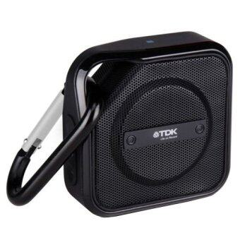 TDK TREK MICRO A12 Bluetooth NFC Wireless Speaker (Black)
