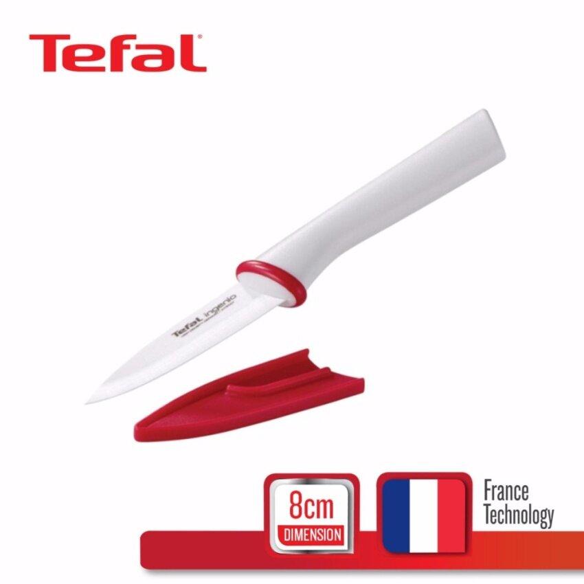 Tefal มีดเซรามิก 8 ซม. รุ่น Ingenio K1530314