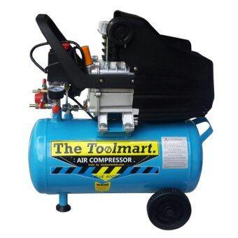 THE TOOLMART ปั๊มลมโรตารี รุ่น TMB25 ขนาด 25 ลิตร