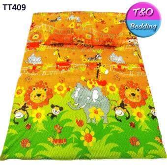 TOTO PICNIC โตโต้ ที่นอนปิคนิค 5 ft. พิมพ์ลาย รุ่น TT409
