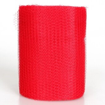 """Tulle Roll Spool 6""""x100yd Tutu Wedding Gift Craft Party Bow 6""""x300'Colours Pick(red) (Intl)"""