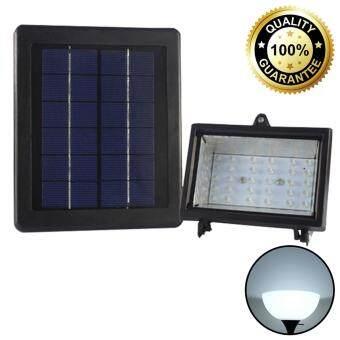XML-Solar ไฟสปอตไลท์โซล่าเซลล์ 30 LED (เเสงขาว)