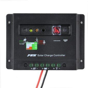 Y-SOLAR 30A 30 Amps Solar Charge Controller PV Max Power 12V 360W 24V 720W Light And Timer 30I