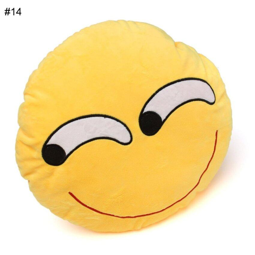 7242fe45a95 ... Stuffed Plush Toy Doll Pillow - intl Material  Poly Propylene (PP)  Size  Approx.30cm(Dia.) x 10cm(Thickness) Color  Show as the picture Style Cute  Fun ...