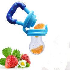 1 PC/LOT Funny Pacifiers Silicone Baby Pacifier Food Feeder Feeding Nipple Dummy Fruits Feeding Tool Safe - Intl ลดราคา