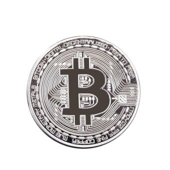 1x BTC Coin Art Collection Bitcoin Coin Gold Plated PhysicalCollectible Gifts - intl