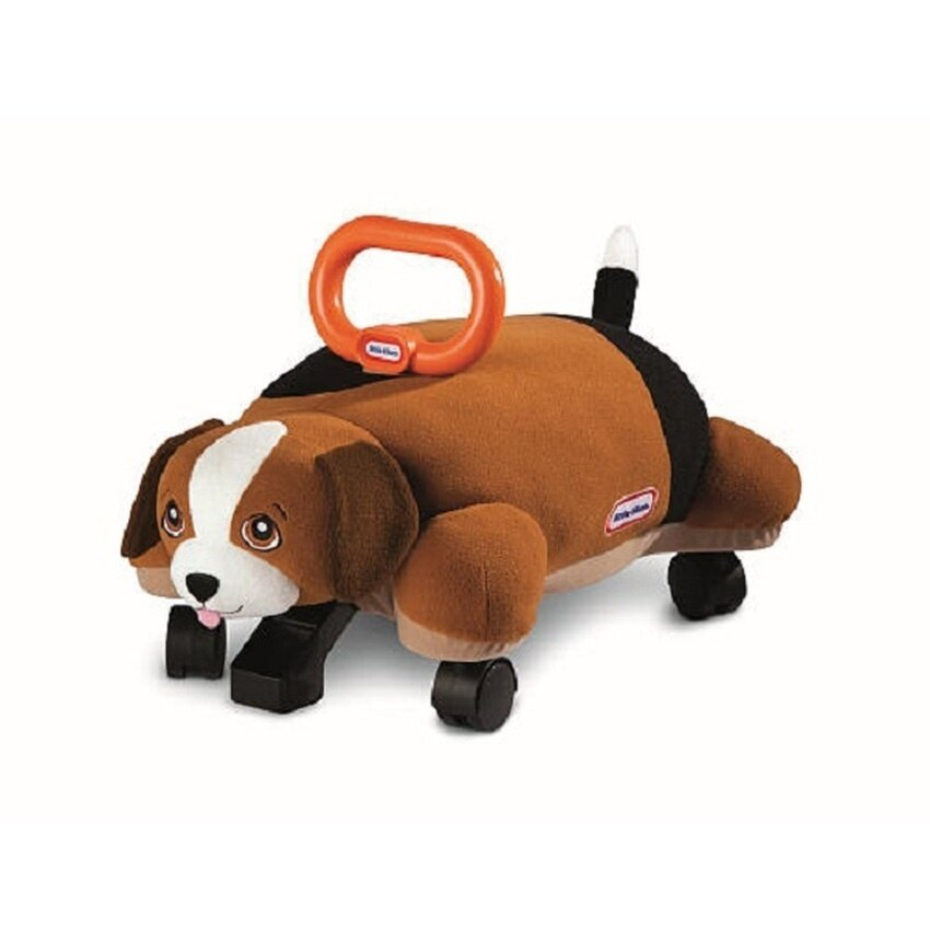 2 in 1 Ride-On Pillow Racer - Puppy - intl ...