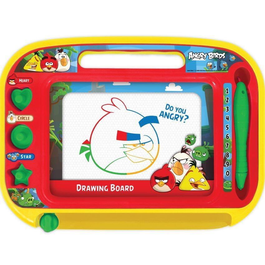 Angry Birds ของเล่น กระดาน 4 สี แองกรี้เบริ์ด