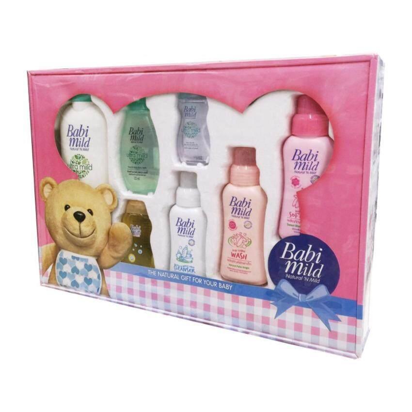 ชุดกล่องของขวัญ BABI MILD SET (L) ชุดใหญ่ ...