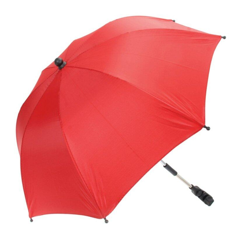 Baby Stroller Accessories Umbrella (Red) ...