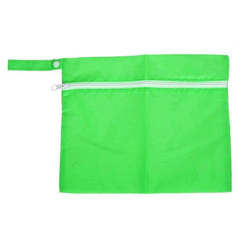 Baby Waterproof Stroller Clothes Nappy Storage Bag ...
