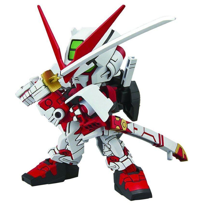 ด่วน Bandai Gundam กันดั้ม รุ่น (SD) EX-STANDARD MBF-P02 Gundam AstrayRed Frame ลดราคา