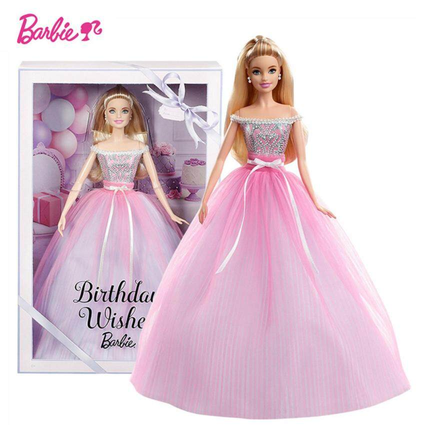 Barbie Girls Collector Birthday Wishes Doll image
