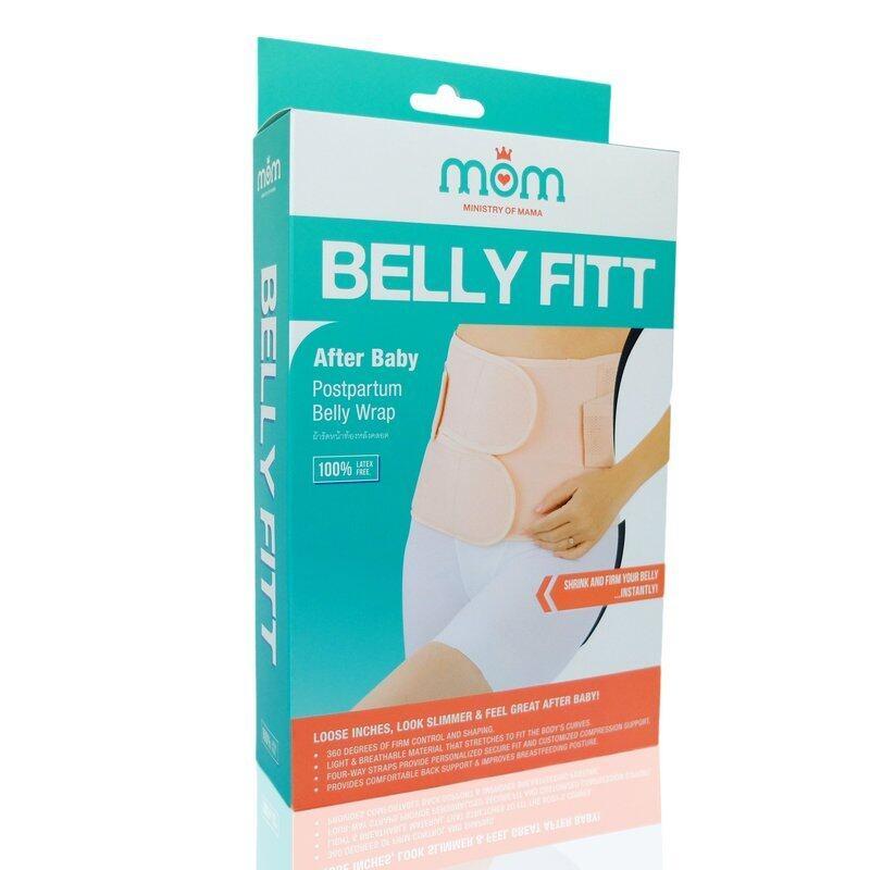 BELLY FITT ผ้ารัดหน้าท้อง - Size S/M ...