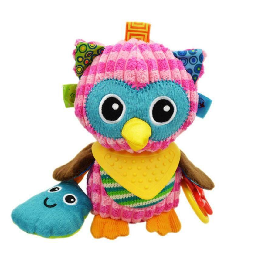 Best Choice Corner.แนะนำตุ๊กตา Sozzy เพื่อนรัก คุ้มมากก เสริมพัฒนาการหลากหลาย กัดได้ ใช้ได้ถึงโต แขวนเตียงหรือรถเข็นได้- พี่นกฮูก