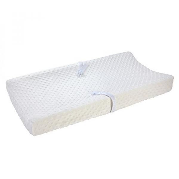 Carters Changing Pad Cover, Solid Ecru, One Size - intl