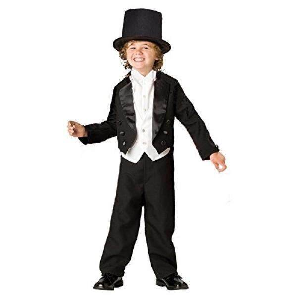 Dazzling Toys Childrens Black Magician Hat (D291) - intl
