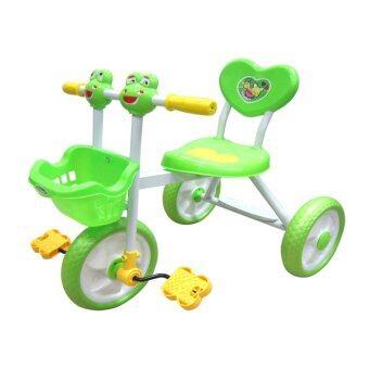 DIO TOYS รถสามล้อ กบร่าเริง (สีเขียว)