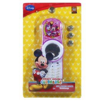 Disney ของเล่น โทรศัพท์ โทรศัพท์มือถือมิกกี้เม้าส์ Mickey Mouse Mobile Phone MK9485-2