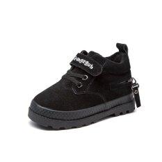 ฟองน้ำทารกป่าใหม่เด็กชายฤดูหนาวรองเท้า Dr. Martens ราคา 531 บาท(-