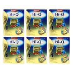 Dumex Hi-Q Supergold 1 ไฮคิว ซูเปอร์โกลด์ พรีไบโอโพรเทก 600 กรัม (6 กล่อง) โปรโมชั่น