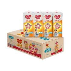 ขายยกลัง Dumex นม UHT ดูโกร 4 ซูเปอร์มิกซ์ รสจืด180มล (ทั้งหมด 36 กล่อง)