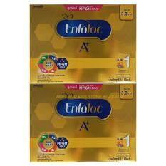 Enfalac A+ 1 เอนฟาแล็ค เอพลัส 360 ดีเอชเอ พลัส เอ็มเอฟจีเอ็ม โปร 1 ขนาด 3,300 กรัม (แพ็ค 2) ถูกๆ