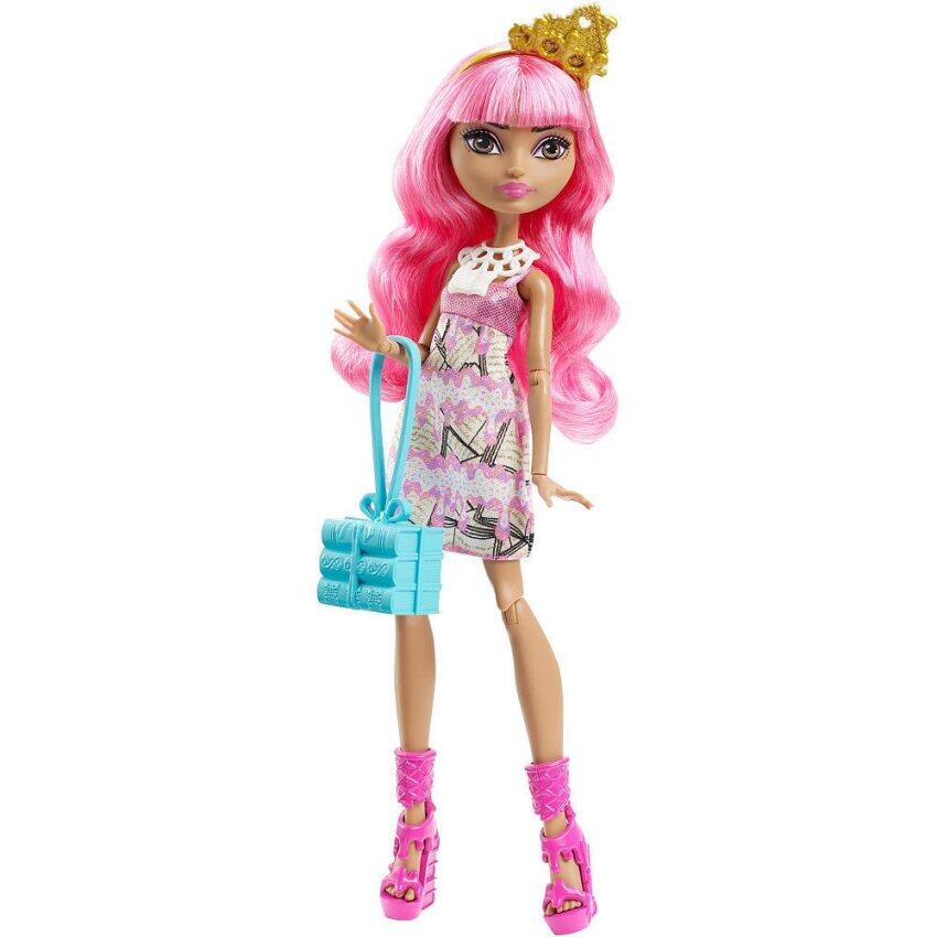 Ever After High Book Party - Ginger Breadhouse Doll สีชมพู ...