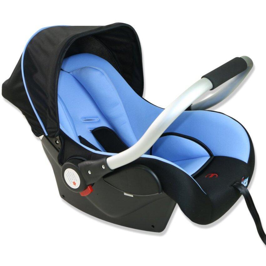 Ficoคาร์ซีท รุ่นHB801 (สีฟ้า)เหมาะสำหรับเด็กแรกเกิดถึง15เดือน ...