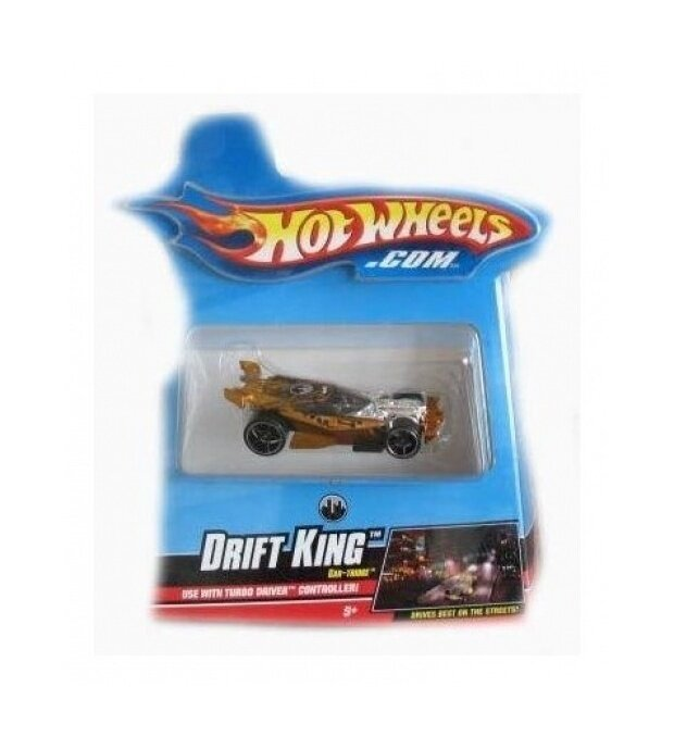 Hotwheels Turbo Driver Drift King Car-Tridge ...