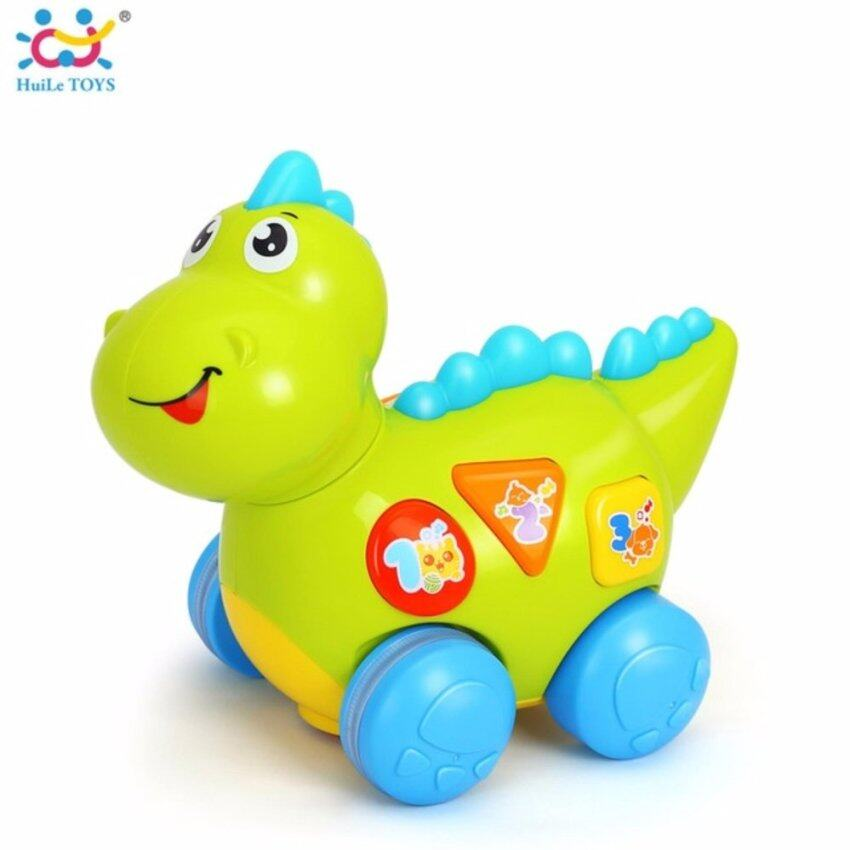 Huile Toy Baby Dinosaur ไดโนเสาร์น้อย