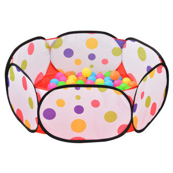 Kids Ball Pit Playpen Ball Play Pool Baby Ball Pool 35 Balls